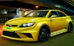 2011 Scion tC Tjin Edition Tuner Car Rendered by Gurnade