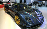 Pagani C9 to Use AMG Twin-Turbo V12