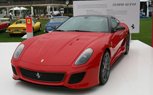 Ferrari 599 GTO Makes North American Debut at The Quail