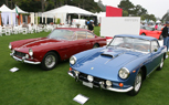 The Great Ferraris: On Display at The Quail Motorsports Gathering