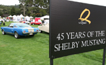 The Quail Celebrates 45 Years of the Shelby Mustang [Gallery]