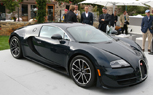 Bugatti Veyron Super Sport World Premiere at The Quail – Monterey 2010