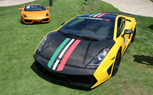 Exotic Ferraris and Lamborghinis on Display at Concorso Italiano [Gallery]