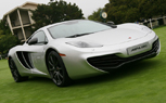 McLaren MP4-12C Makes North American Public Debut at Pebble Beach