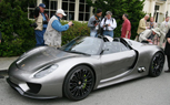 Porsche 918 Spider to Get Larger Engine with More Power in Production Form