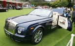 Rolls-Royce Unveils Concours Edition Drophead Coupe at Pebble Beach