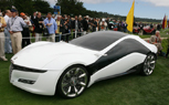Alfa Romeo Pandion Betrone Mantide Concept Celebrates The Past, Hints at the Future