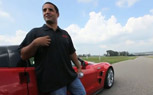 Juan Pablo Montoya Hammers on the ZR1 at GM's Milford Proving Grounds [video]