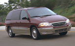 Ford Windstar Recalled for Rear Axles That Can Snap; 575,000 Vehicles Affected