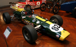 Restored 1965 Indy 500 Winner to Debut at Pebble Beach