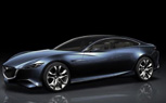 Mazda Shinari Shows Brand's New Design Direction