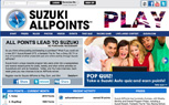 Suzuki AllPoints Social Media Campaign Will Have You Tweeting to Win a 2011 Kizashi