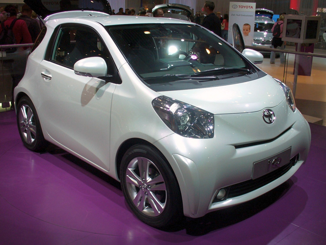 Toyota Looking To Take On Tata Nano With Low Cost Car