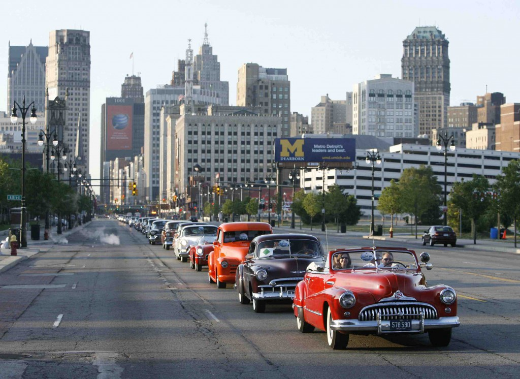 Gm Gears Up For Woodward Dream Cruise 187 Autoguide Com News