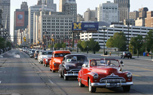 GM Gears Up for Woodward Dream Cruise