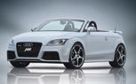 ABT Sportsline Audi TT-RS Throws Down 501-Horsepower