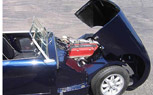 Austin Healey Sprite Featuring Honda S2000 Powerplant