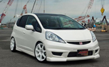 Axis Styling Honda Fit Has Type-R Written All Over It