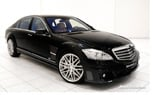 Brabus iBusiness Mercedes S-Class Filled Bursting With Apple Products