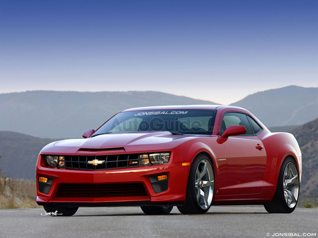 2012 Chevrolet Camaro Z28 6 2l Supercharged Monster Rendered Into Reality 187 Autoguide Com News