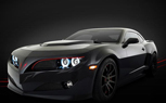 Classic Design Concepts Releases Camaro-Based 'FireBreather'