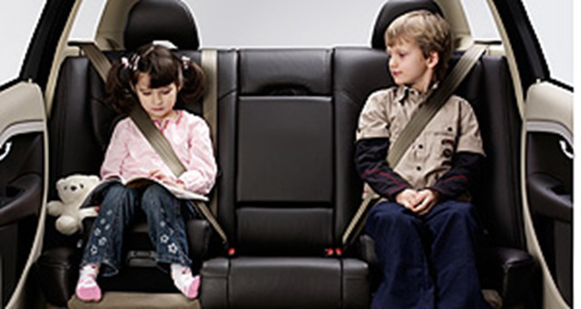 New Study Shows Child Booster Seat Laws Help Reduce