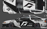 Darren McNamara and Team Need for Speed to Race/Drift in Custom Widebody AE86