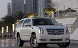 Cadillac Escalade Tops Stolen Vehicle List