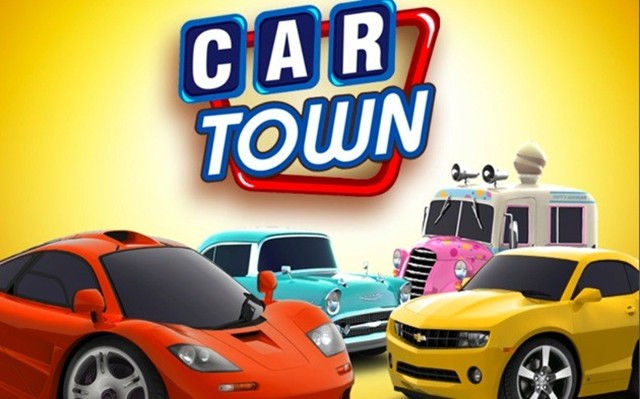 Car Town Facebook Game Lets You Pimp Your Virtual Ride And