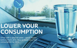 """A Glass of Water"" Can Cut Fuel Consumption Costs by 10 Percent"
