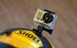 GoPro Giving Racers A Cheap HD Helmet Cam