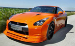 Königseder Nissan GT-R Gets 572-HP, Aero Kit and Bright Orange Paint