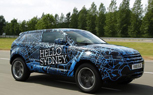 Range Rover Evoque to Get Ford EcoBoost Engine
