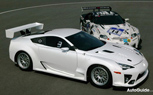 Lexus LFA Heading to FIA GT1 Series to Take on Nissan GT-R
