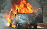 Tata Nano Is The Latest Car To Go Up In Flames