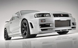 Z-Tune Skyline R34 GT-R Replica Built by JAPO Motorsport For Sale