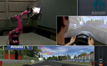 Robot Arm Takes Driving Simulator To A Whole New Level