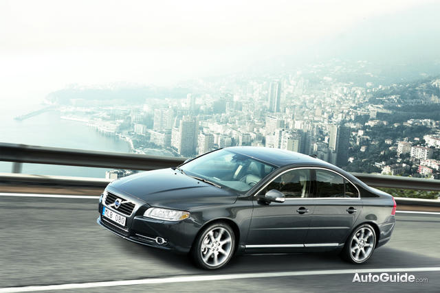 2007-2010 Volvo S80 Recalled For Fault TPMS System