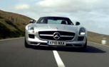 World's Fastest 3D Car Film Stars Mercedes-Benz SLS AMG [video]