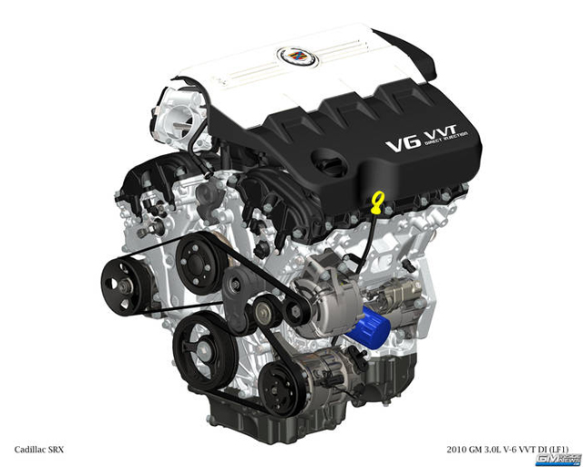 2013 Cadillac    SRX     GM Crossovers  Chevrolet Impala To Get    3   0L Twin Turbo V6    AutoGuide News