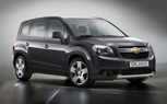 2011 Chevrolet Orlando Pictures Revealed, Will Debut At 2010 Paris Auto Show