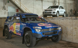 Volkswagen Race Touraeg 3 Revealed, Will Take Part In 2011 Dakar Rally