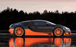 Bugatti Veyron Super Sport to Make Public Debut at The Quail