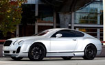 Vorsteiner Dresses Up A Bentley Continental GT