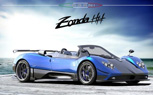 Pagani Zonda HH Revealed as Yet Another One-Off Italian Supercar