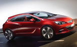 Vauxhall GTC Concept To Bow At Paris Auto Show (Press Release Inside)