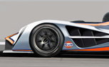 Aston Martin LMP1 Car Sketch Revealed