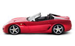 Ferrari 599-Based SA Aperta Convertible to Debut at Paris Auto Show