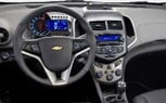 2011 Chevy Aveo Interior Revealed