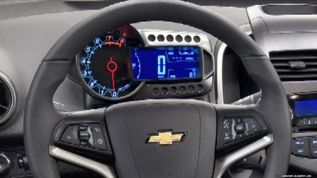 2011 Chevy Aveo Interior Revealed » AutoGuide.com News